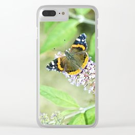 Butterfly VIII Clear iPhone Case