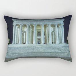 Jefferson Memorial Rectangular Pillow