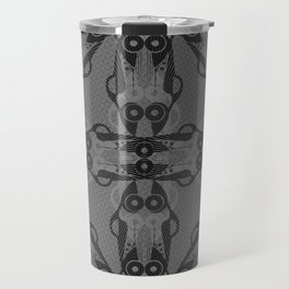 Art Deco Automobiles Travel Mug
