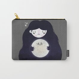 Hug the moon Carry-All Pouch