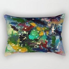 Vibrant Rectangular Pillow