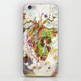 Heart Minded iPhone Skin