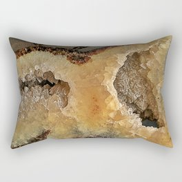 Septarian Nodule Rectangular Pillow