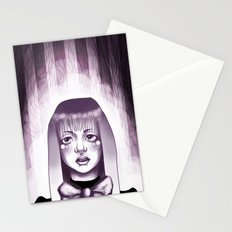 Midnight Visit  Stationery Cards