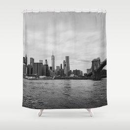 Manhattan II Shower Curtain