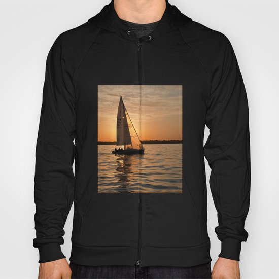 Sail into the sunset Hoody