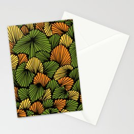 Happy abstract: Jungle Nr:01 Stationery Cards