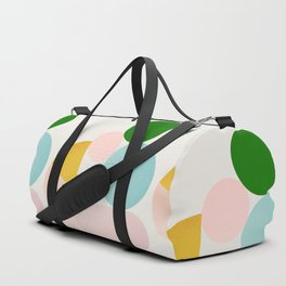 Abstraction_Minimal_Shapes_001 Duffle Bag