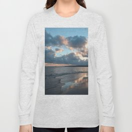 Photo 42 Ocean Sea Sunset beach Long Sleeve T-shirt