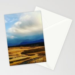 Blue Rockies Stationery Cards