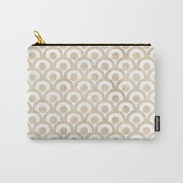 Japanese Paper Waves Carry-All Pouch