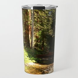 A Muir Woods Scene Travel Mug