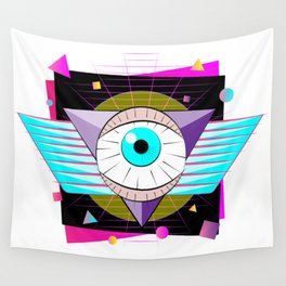 The All-Seer Wall Tapestry