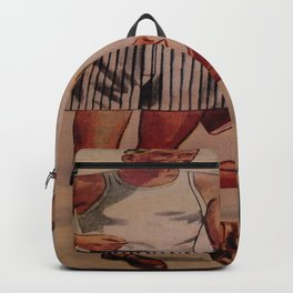 A Good Man Is Hard To Find Backpack