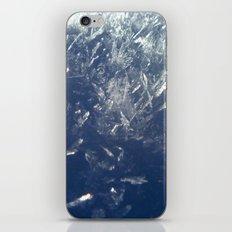 Snow Crystals iPhone & iPod Skin