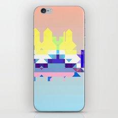 Summer City iPhone & iPod Skin