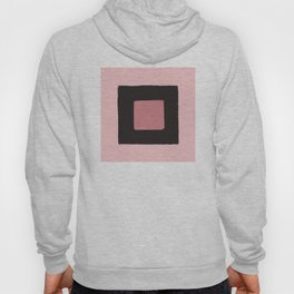 Pink Abstract II Hoody