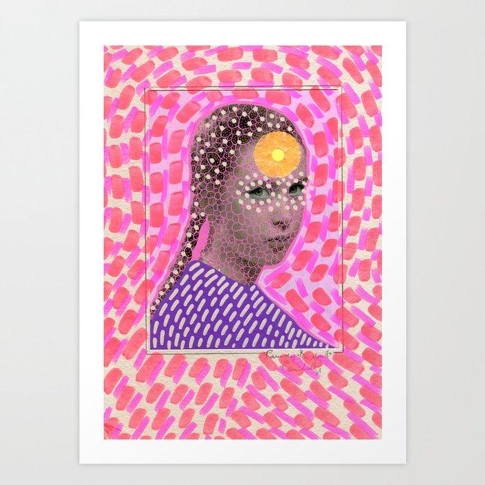 Georgy Girl Art Print