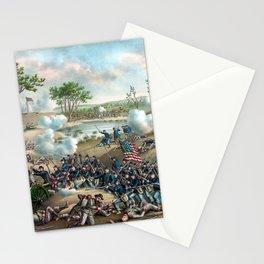 Battle of Cold Harbor -- Civil War Stationery Cards