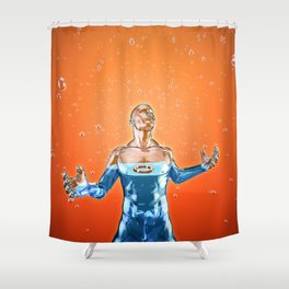Fulfilled Shower Curtain