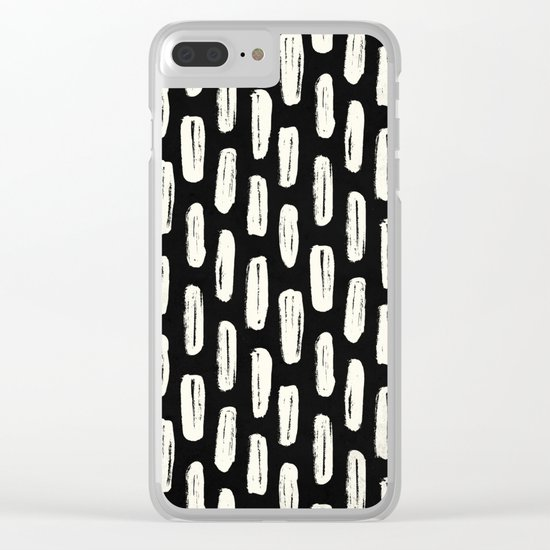 Stitched Clear iPhone Case