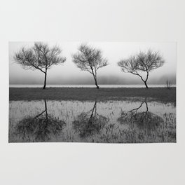 Three trees Rug