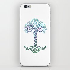 Woven Tree of Life - Cool iPhone & iPod Skin