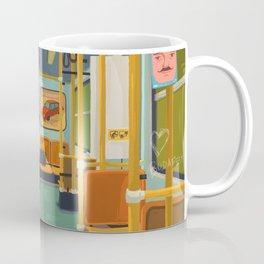 The last metro Coffee Mug