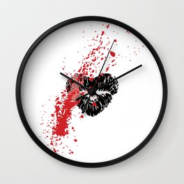 The Beauty of Vanity Wall Clock