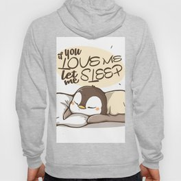 You love me? Hoody