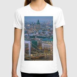 Evening view T-shirt