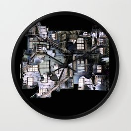 Oliver Twist House Wall Clock