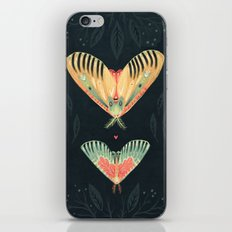 Moth Wings I iPhone & iPod Skin