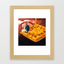 Bitchin' (Red) Framed Art Print