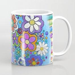 sarape y flore Coffee Mug