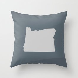 Oregon State Throw Pillow