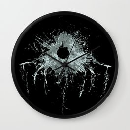 SPECTRE to the Head Wall Clock