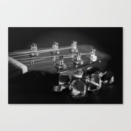 Tuners Canvas Print