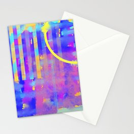 Abstract 100 Stationery Cards