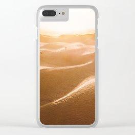 Sandbox Clear iPhone Case