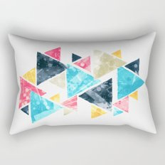 Triscape Rectangular Pillow