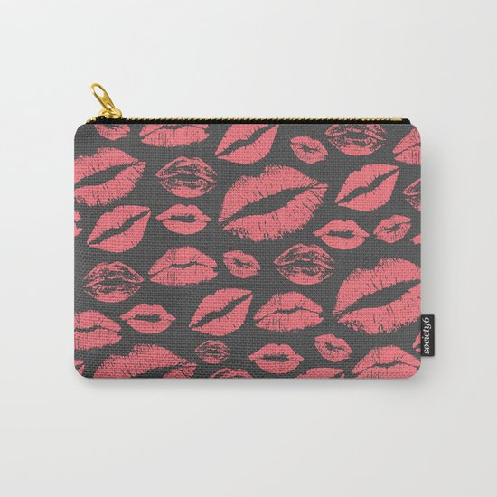 Lips 10 Carry-All Pouch