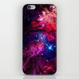 Galaxy! iPhone Skin