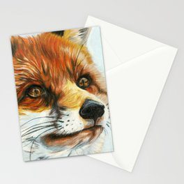 The Fox Stationery Cards