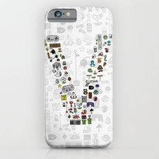 letter V - Nintendo Classics iPhone 6s Slim Case