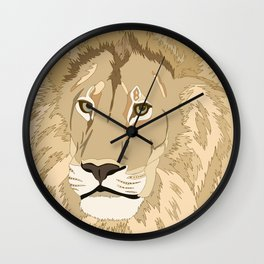 High King Wall Clock