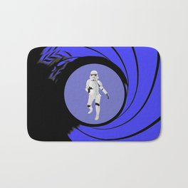 The name is Trooper, Storm Trooper Bath Mat