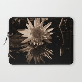 A lily Laptop Sleeve