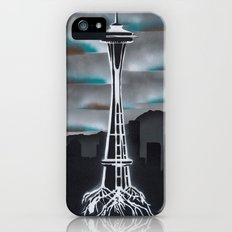 Rooted in Seattle 2 Slim Case iPhone (5, 5s)