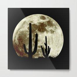 La Noche Metal Print